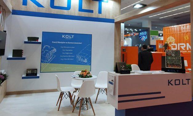 KOLT was at EIF
