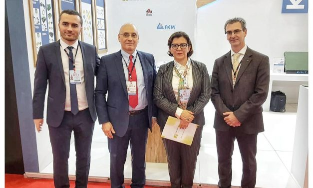 Italian Defense Minister Elisabetta Trenta Visited KOLT at IDEF