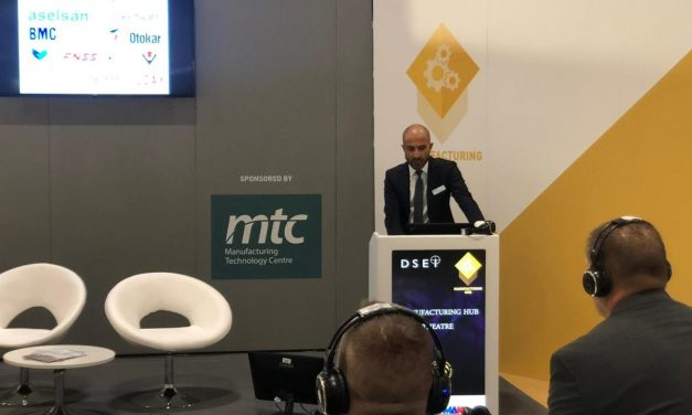 Speech at DSEI 19 LONDON